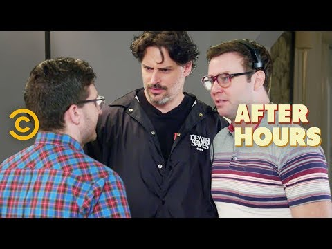 Nerding Out with Joe Manganiello and Taran Killam - After Hours with Josh Horowitz