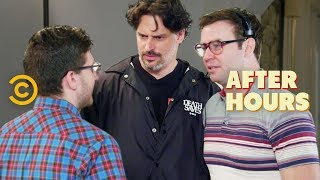 Nerding Out with Joe Manganiello and Taran Killam - After Hours with Josh Horowitz