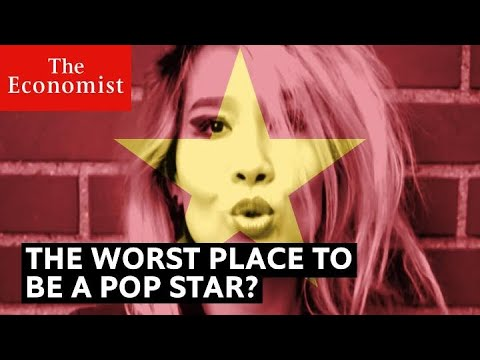 "Why Vietnam's ""Lady Gaga"" lives in fear 