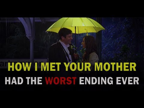 Why Everyone HATED The Ending Of How I Met Your Mother - Part 1