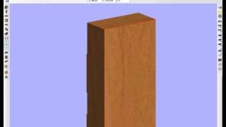 Базис-Мебельщик 8.0 Нанесение облицовки