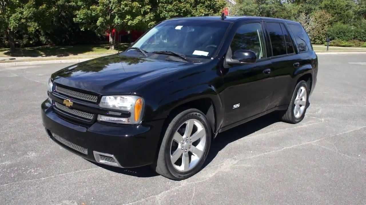 2006 Trailblazer SS For Sale e Owner Low Miles Black on