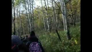 [PGM] - MariSmile no Canadá - EP: Trilha na montanha (e xixi nas calças).