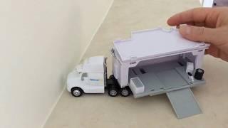 Disney Pixar Cars Die-Cast Vehicle - Wally Hauler Walmart