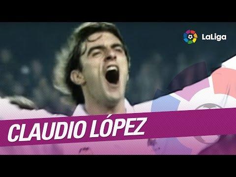 The story of Claudio López