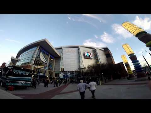 Milwaukee Bucks vs  Charlotte Hornets @ Time Warner Cable Arena MLK weekend 2016