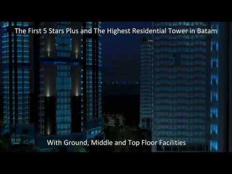Apartment Bliss Park - New Iconic Superblock in Batam
