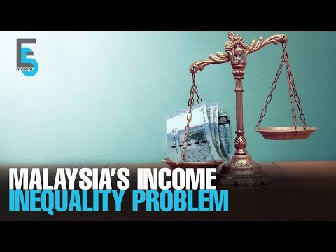 EVENING 5: Malaysia's income inequality problem