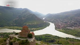 도시 전체가 유네스코 세계문화유산으로 등재된 조지아의 …