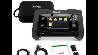 Autek IFIX969 Engine ABS Airbags ESP Full Systems scanner OBDII code reader