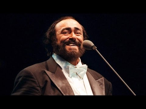 Luciano Pavarotti - Ave maria by Charles Gounod