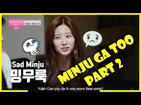 IZONE Teasing Minju (MINJUGATO / 민주가또)   PART 2 (아이즈원) [김민주]