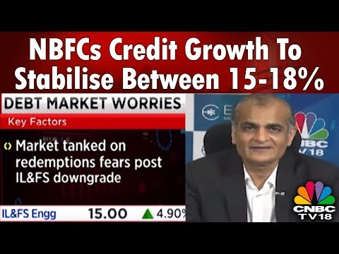 Rashesh Shah: NBFCs Credit Growth To Stabilise Between 15-18% Over Next Few Years | CNBC TV18