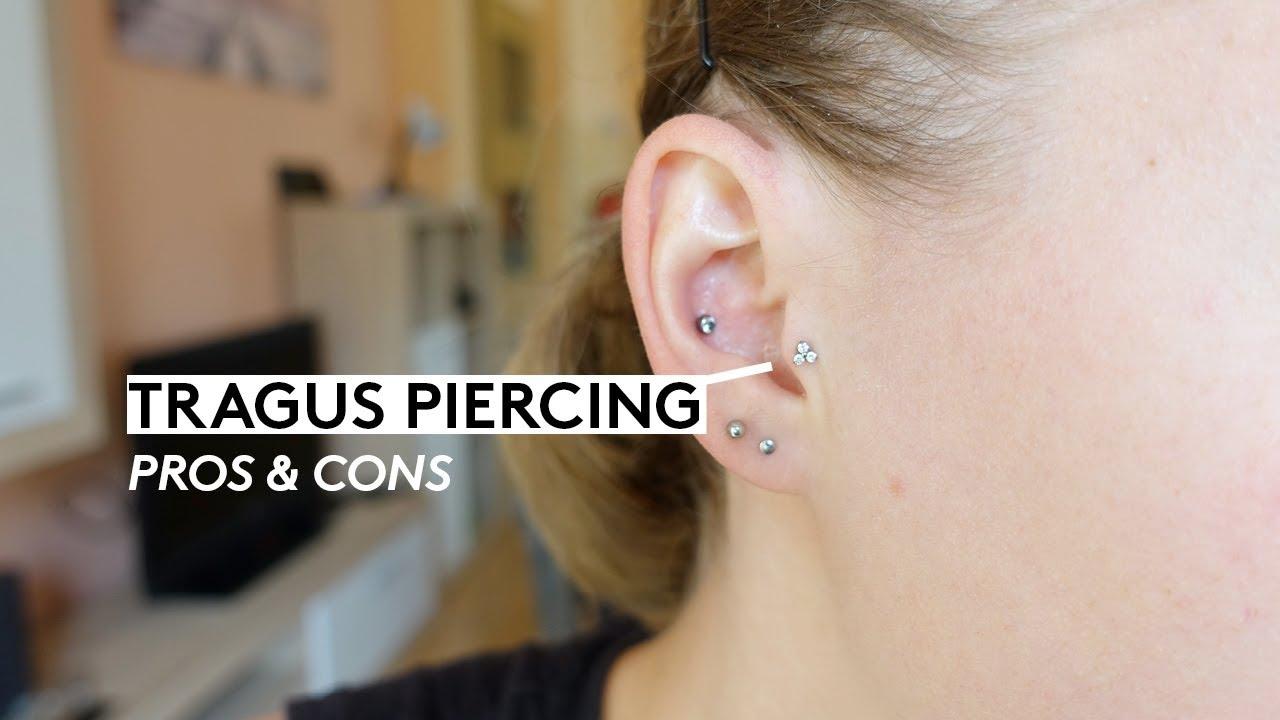 Piercing tragus: ismertetők. A fülpiercing típusai