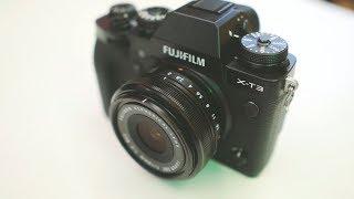 Testam camera Fujifilm X-T3 cumparata din China
