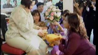 Repeat youtube video 13JUL10 THAILAND's NEWS 3of12; Birthday of HRH Princess Soamsavali