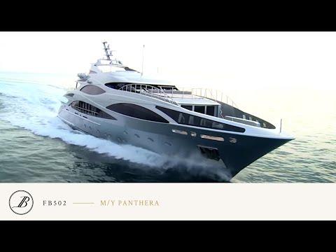 Benetti - Custom 47m - FB502 M/Y Panthera