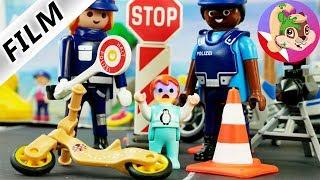 Playmobil Rodzina Wróblewskich | EMMA zatrzymana PRZEZ POLICJĘ za przekroczenie PRĘDKOŚCI