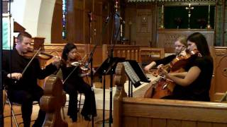 San Antonio - Austin Wedding Music, String Quartet, Entertainment. Rachmaninoff 18th Variation