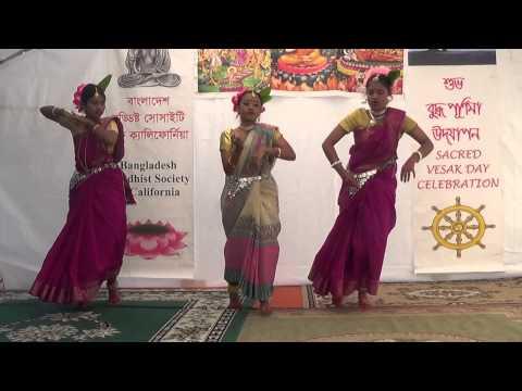 Matal Sure Bajlo Bashi (group Dance ) By Anusha Chapal & Achol