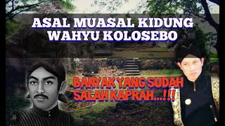 Download lagu Meluruskan sejarah Kidung Wahyu Kolosebo..!!!