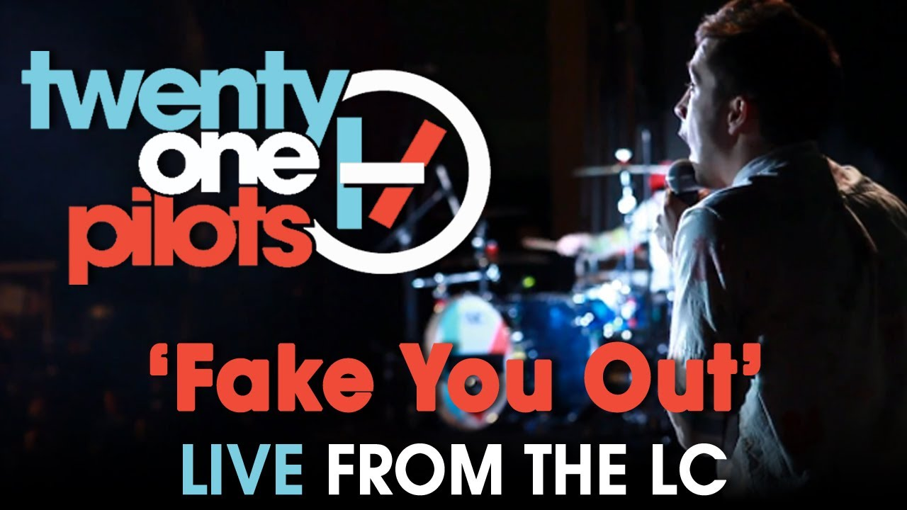 Twenty One Pilots Live From The Lc Fake You Out Youtube