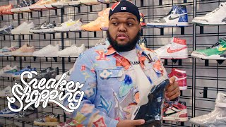 Druski Goes Sneaker Shopping With Complex