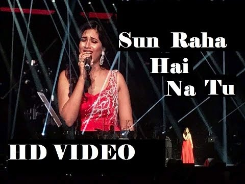 Shreya Ghoshal Live in Toronto 2017 || SUN RAHA HAI NA TU || HD VIDEO