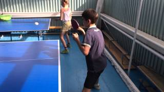 Table tennis school Armavir  part 2