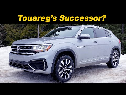 The Touareg That Should Have Been? | 2020 Atlas Cross Sport First Drive