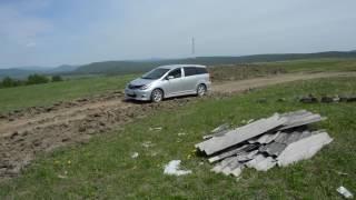Китайцы распахивают бывшие совхозные поля в Двуречье. 23 мая 2017 года (2)