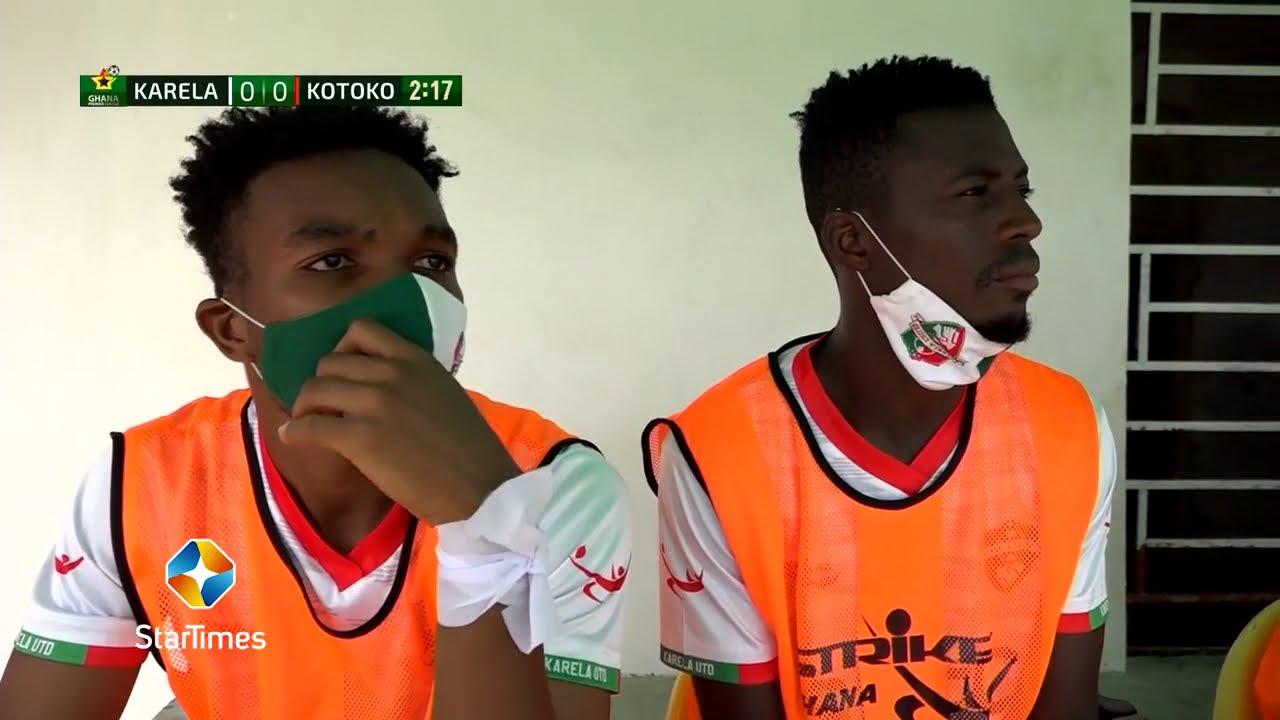 KARELA UNITED 0- 2 ASANTE KOTOKO - GHANA PREMIER LEAGUE HIGHLIGHTS