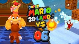 Let's Race: Super Mario 3D Land - Episode 6: The End Is Near!