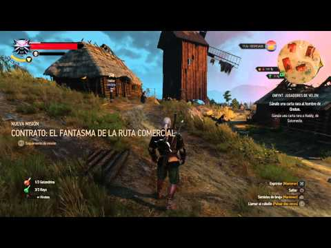 The Witcher 3 - Bug Sardinilla