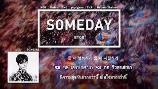 [ไทยซับ] BTOB - SOMEDAY (언젠가)