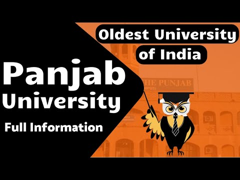 Panjab University   Admission Process   Courses   Fee Structure   Placement