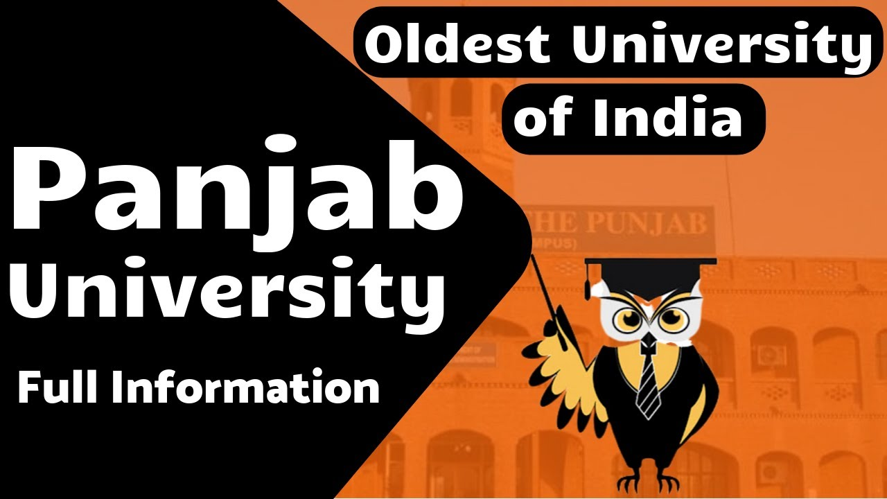 Panjab University Admission Process Courses Fee Structure Placement Youtube