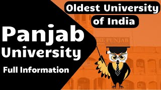 Panjab University | Admission Process | Courses | Fee Structure | Placement