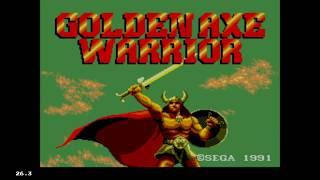 Golden Axe Warrior (SMS) #1 – Mi estas Esperantisto kaj ne Idisto – Esperanto