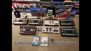 Collecting for the Intellivision