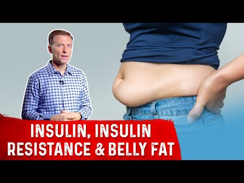 insulin,-insulin-resistance-&-belly-fat:-simplified