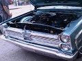 1966 Plymouth Fury III Four Door Sedan BluWht NS121413