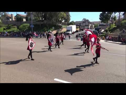 castle-park-trojan-brigade-at-the-2019-mt.-carmel-tournament-of-bands