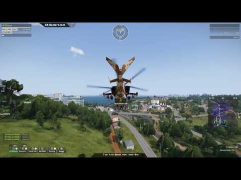 Arma 3 - G4 Wasteland Tanoa Live Stream 19 Dec part 2