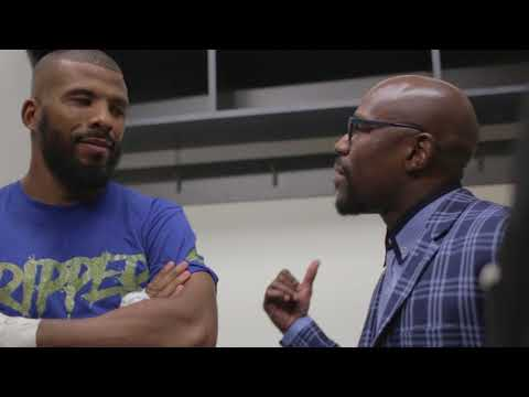 Behind the Scenes: Badou Jack vs. Adonis Stevenson