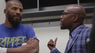 Behind the Scenes: Badou Jack vs. Adonis Stevenson