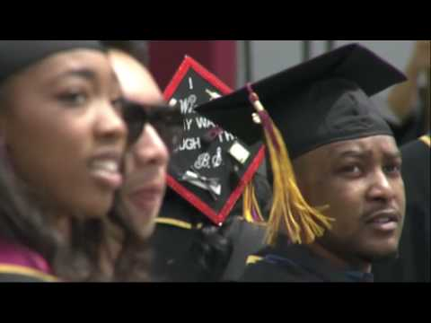 CSUDH - College of Business Administration and Public Policy Commencement 2016