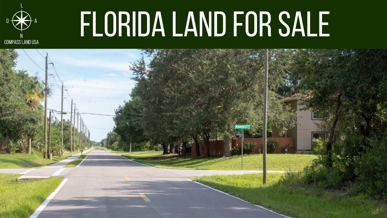 0.24 Acres Land for Sale in Punta Gorda, Charlotte County Florida