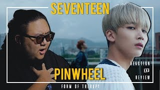 "Producer reacts to seventeen vocal team ""pinwheel"""