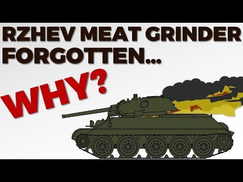 Never heard of Rzhev Meat Grinder? Here is why...